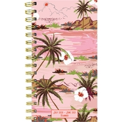 TF Publishing July 2020 - June 2021 Aloha Print Daily, Weekly, Monthly Planner