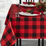 Benson Mills Winchester Check Tablecloth, 60 x 120 in.