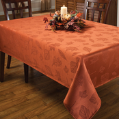 Benson Mills Harvest Legacy Damask Tablecloth, 60 x 84 in.