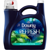 Downy Infusions Refresh Birchwater and Botanicals Fabric Softener 115 oz.