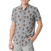 Unionbay Poolside Rayon Button Up Shirt