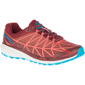 Merrell Women's Agility Synthesis Flex 2 Goldfish Trail Running Shoes