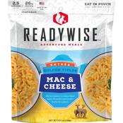 Wise Company ReadyWise Camping Meal -  Golden Fields Mac & Cheese