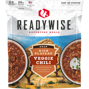 Wise Company ReadyWise Camping Meal High Plateau Veggie Chili Soup