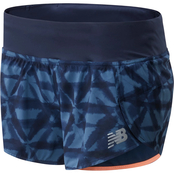 New Balance Impact 3 in. Print Shorts