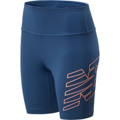 New Balance Achiever Bike Shorts