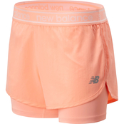 New Balance Relentless 2in1 Shorts
