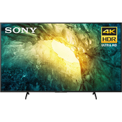 Sony 55 in. 4K UHD HDR LED Smart TV KD55X750H