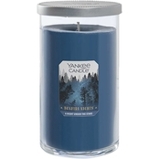 Yankee Candle A Night Under the Stars Medium Perfect Pillar Candle