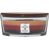 WoodWick Ellipse Holiday Cheer Trilogy Candle