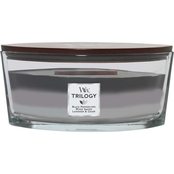 WoodWick Mountain Air Ellipse Trilogy Candle