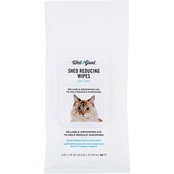Well & Good Shed Reducing Cat Wipes, 24 pk.