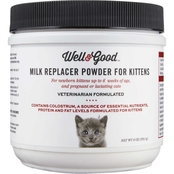 Well & Good Kitten Milk Replacement Powder 6 oz.