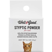Well & Good Styptic Powder for Cats 0.5 oz.