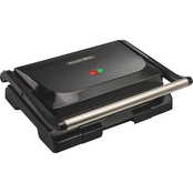 Hamilton Beach Proctor Silex Panini Press and Compact Grill
