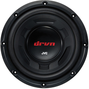 JVC DR Series 10 in. 4 Ohm Subwoofer