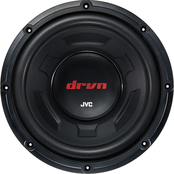 JVC DR Series 12 in. 4 Ohm Subwoofer