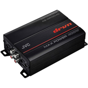 JVC DR Series Marine/Powersports 400-Watt 4 Channel Class D Amp