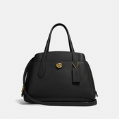 COACH Lora Leather Carryall Bag