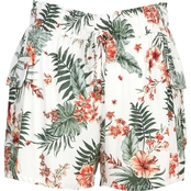 Joe B Juniors Tropical Cargo Shorts