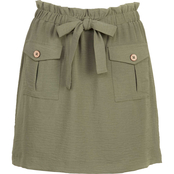 Joe B Juniors Challis Cargo Skirt