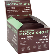 Mocca Shots High Energy Gummies, 12 pk.