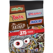 Mars Chocolate Variety Spooky Mix 375 ct.