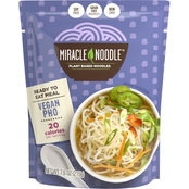 Miracle Noodle Ready to Eat Vegan Pho 6 units, 7.6 oz each