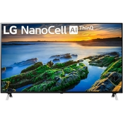 LG 55 in. 85-Series NanoCell 4K TruMotion HDR Smart TV with AI ThinQ 55NANO85UNA