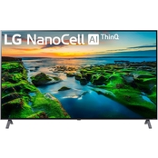 LG 65 in. 99 Series NanoCell 8K TruMotion HDR Smart TV with AI ThinQ 65NANO99UNA