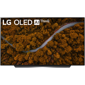 LG 65 in. CX OLED 4K HDR Smart TV with AI ThinQ OLED65CXPUA