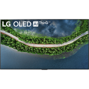 LG 65 in. GX Gallery 4K UHD HDR OLED Smart TV with AI ThinQ OLED65GXPUA