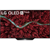LG 55 in. BX 4K UHD HDR OLED Smart TV with AI ThinQ OLED55BXPUA