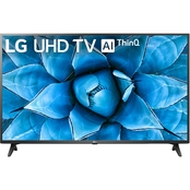 LG 50 in. 4K UHD HDR Smart TV with AI ThinQ 50UN7300PUF