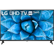 LG 43 in. UN7300 4K HDR Smart TV with AI ThinQ 43UN7300PUF