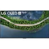 LG 77 in. GX Gallery 4K UHD HDR OLED Smart TV with AI ThinQ OLED77GXPUA