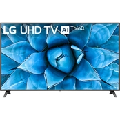 LG 70 in. 4K UHD HDR Smart TV with AI ThinQ 70UN7370PUC