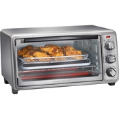 Hamilton Beach Sure Crisp Air Toaster Oven
