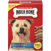 Milk Bone Flavored Biscuits Dog Snacks