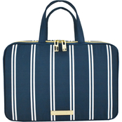 Allegro T and T Retro Stripe Deluxe Weekender