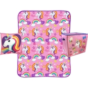 Nickelodeon JoJo Siwa 3 pc. Storage Set