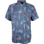 AFTCO Captains Lounge Shirt
