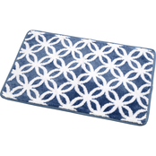 Kittrich Knitted Microfiber Bath Mat