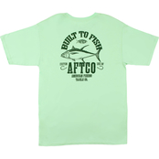 AFTCO Built To Fish Tee