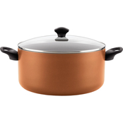 Farberware 10.5 qt. Covered Stockpot Copper