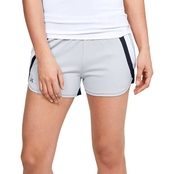 Under Armour Play Up Stripe Shorts 3.0