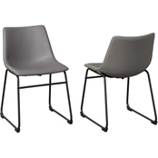 Signature Design by Ashley Centiar Dining Side Chair 2 pk.