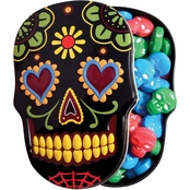 Sugar Skull Candy Tin 1.4 oz, 18 ct.