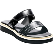 Timberland Women's Adley Shore 2 Band Slide Sandals