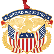 ChemArt United We Stand Ornament